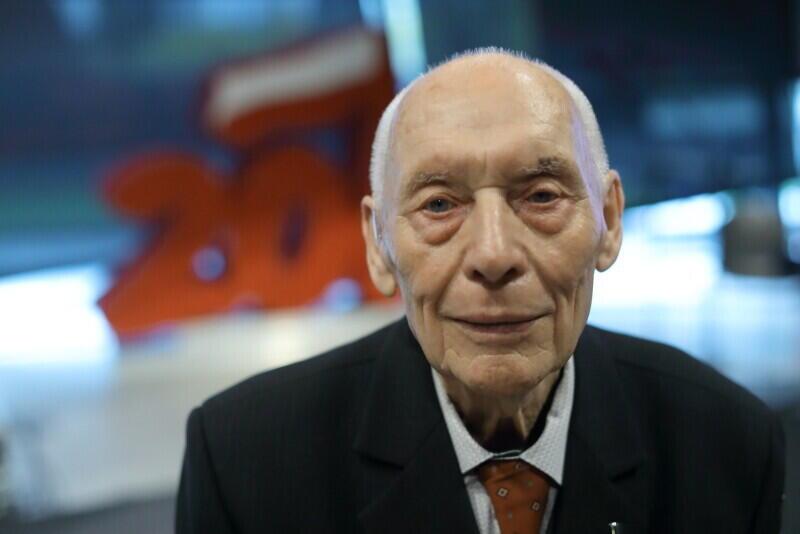 Marian Całko, prezes Związku byłych Więźniów Politycznych