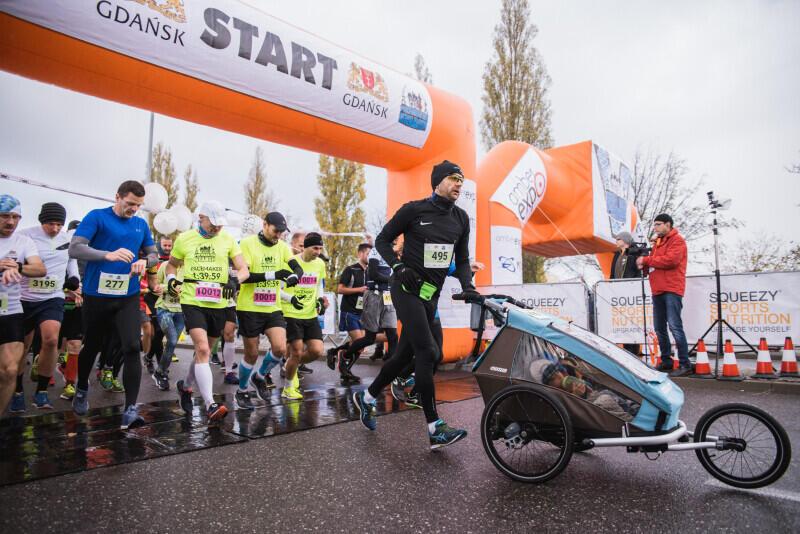 6. Półmaraton Gdańsk 2019 odbędzie się w dniach 16 - 17 listopada