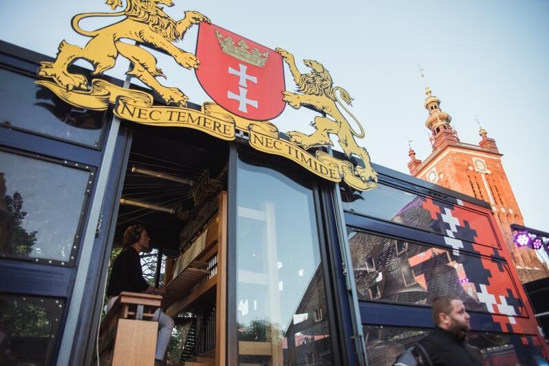 """Carillon mobilny """"Gdańsk"""""""