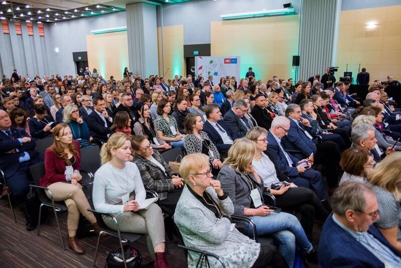 Smart Metropolia 2019 odbywa się w dniach 7-8 listopada w Amber Expo w Gdańsku