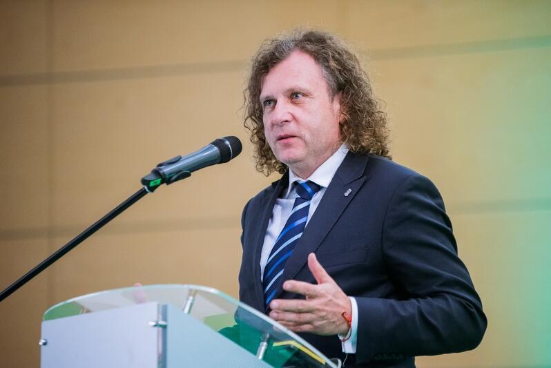 Jacek Karnowski wiceprezes Obszaru Metropolitalnego Gdańsk - Gdynia - Sopot