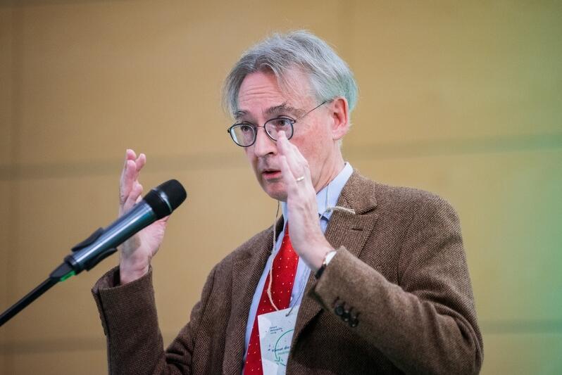 Christopher Todd - dyrektor wydziału ds. Polski w Dyrekcji Generalnej ds. Polityki Regionalnej i Miejskiej Komisji Europejskiej