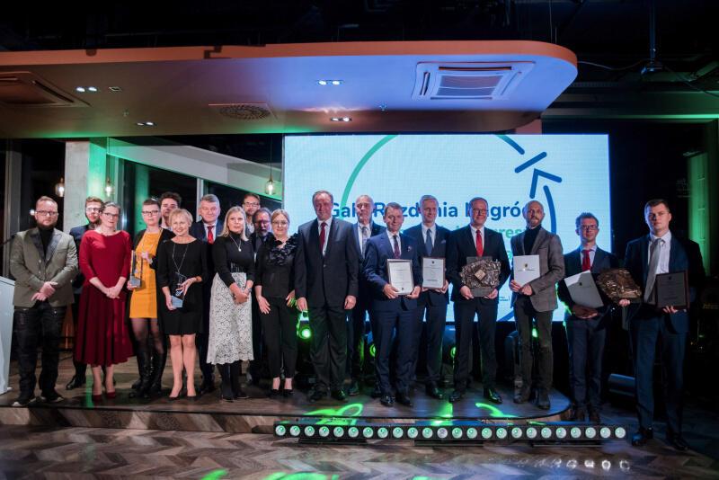 Uroczysta gala wręczenia Nagród Smart Metropolia 2019