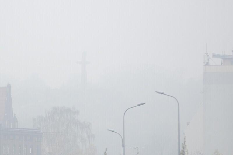 Krzyż Milenijny na Górze Gradowej