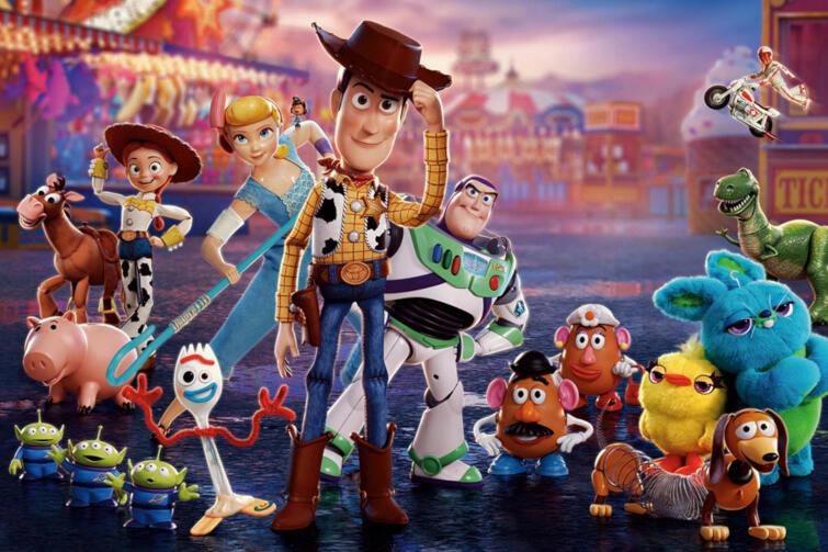 """""""Toy Story 4"""" - dobrze znane dzieciom i dorosłym zabawki powracają w zupełnie nowych przygodach"""