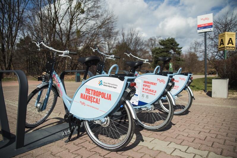 Rowery MEVO zniknęły na kilka miesięcy z ulic metropolii