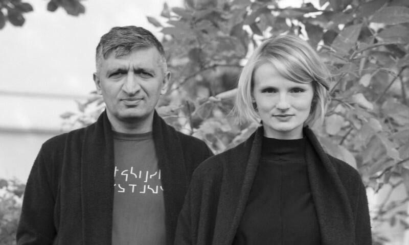 Sarmen Beglarian i Sylwia Szymaniak - kuratorzy 11. edycji Narracji