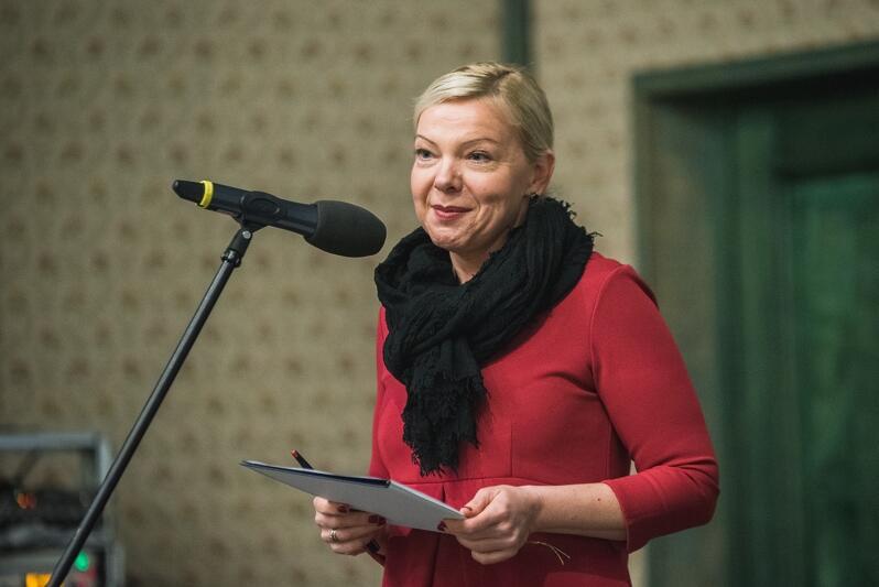 Małgorzata Niemkiewicz, nagrodzona dyrektorka Miejskiego Ośrodka Pomocy Rodzinie w Gdańsku