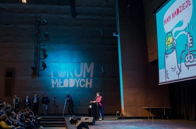 Podczas Forum Młodych 2019 mowa będzie o kłopotach, sprawach ostatecznych, sytuacjach granicznych, tabu, tajemnicach i uczuciach.