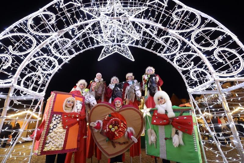 Pierwszy zwiastun świąt w Gdańsku to Jarmark Bożonarodzeniowy