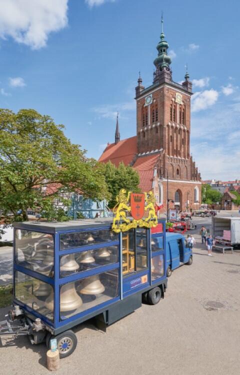 carillon mobilny Gdańsk