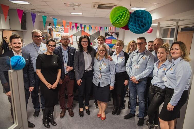 Zespół Gdańskiego Centrum Kontaktu pracuje siedem dni w tygodniu, pomagając mieszkańcom