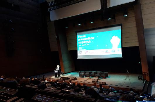 III Forum Pracowników Socjalnych dedykowane jest nie tylko do pracowników socjalnych, ale do całego środowiska