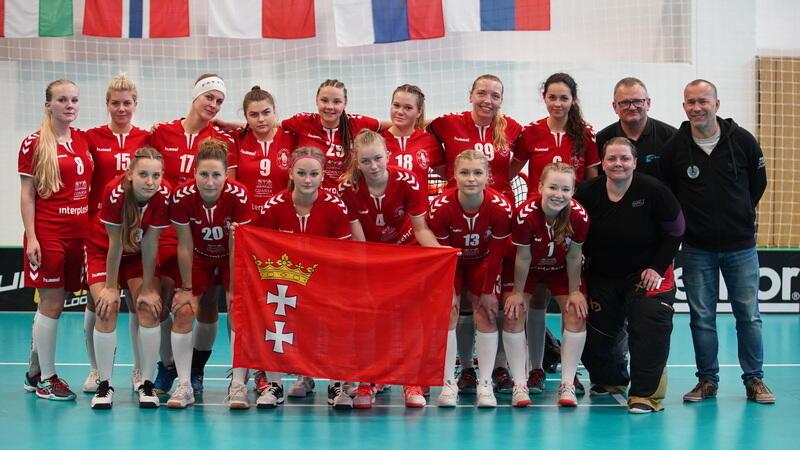 Unihokeistki z Gdańska bronią tytułu mistrza Polski ...