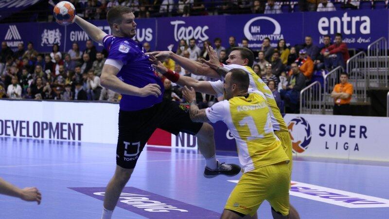 W meczu z Grupą Azoty Tarnów nie wszystko się układało po myśli gdańszczan, ale ostatecznie to oni odnieśli cenne zwycięstwo