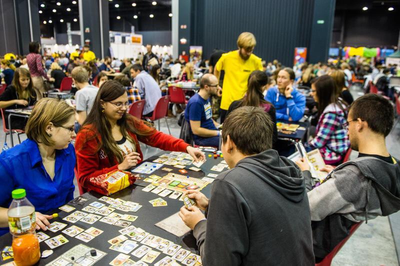 Impreza od lat cieszy się dużą popularnością wśród fanów gier i zabaw