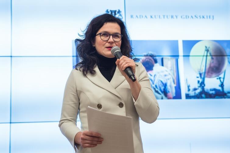 Prezydent Aleksandra Dulkiewicz oficjalnie zainaugurowała nową kadencję Rady Kultury Gdańskiej, rozpoczętą w 2019 roku