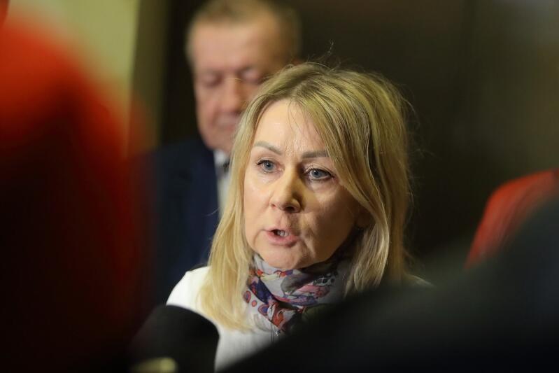 Beata Dunajewska (WdG): - Nasz apel kierujemy do wszystkich pomorskich posłów