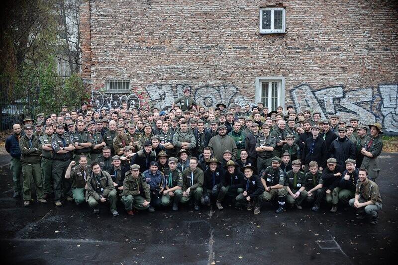 Złaz instruktorów Organizacji Harcerzy ZHR 2018