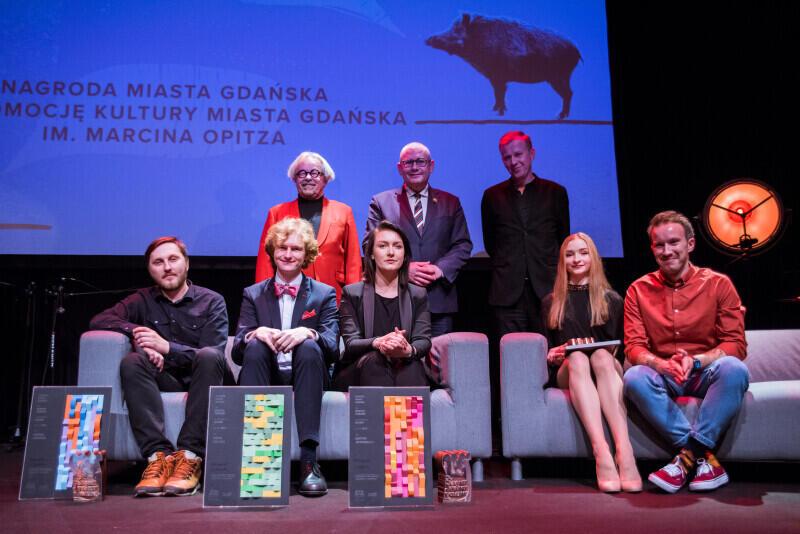 20. Nagrody Miasta Gdańska dla Młodych Twórców w Dziedzinie Kultury