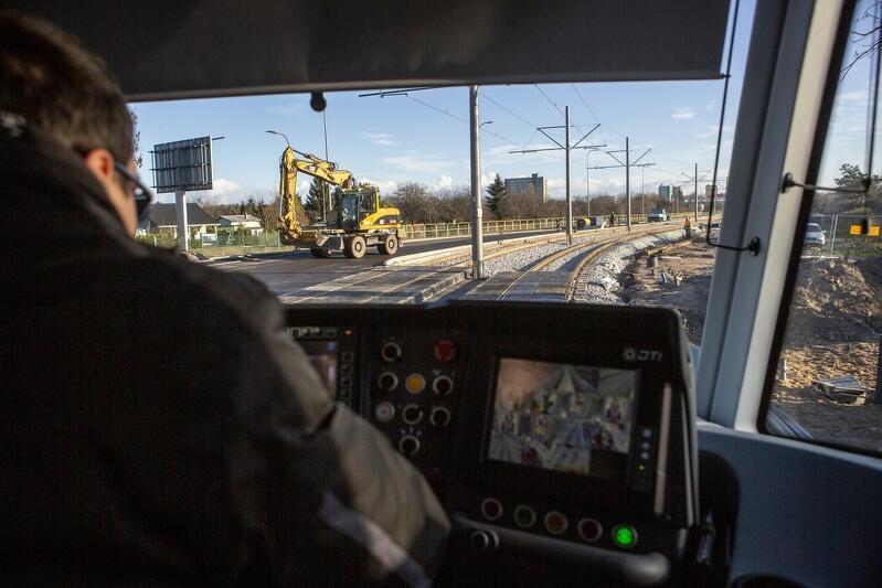 Linię tramwajową nr 9 obsługiwać będą tramwaje Pesa Jazz