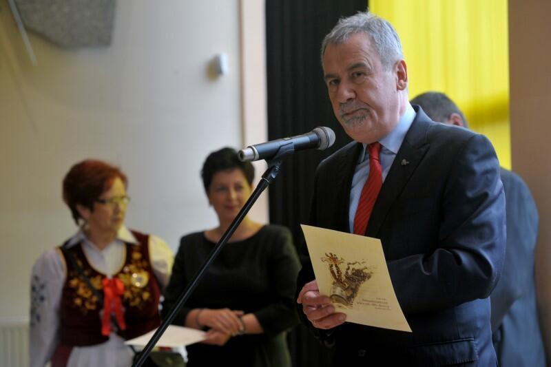 Jan Wyrowiński, nowy prezes Zrzeszenia Kaszubsko-Pomorskiego na lata 2019-2022