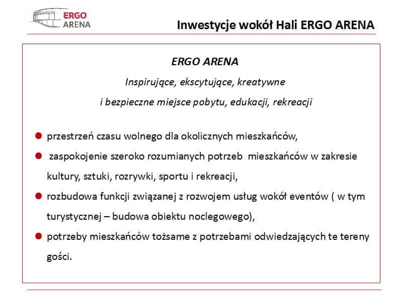 Prezentacja - Inwestycje wokół Hali19