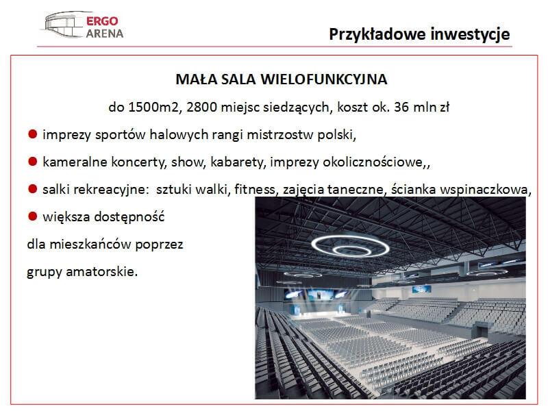 Prezentacja - Inwestycje wokół Hali20