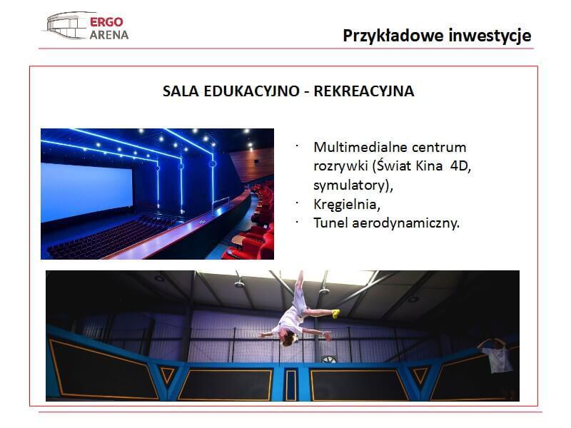 Prezentacja - Inwestycje wokół Hali21