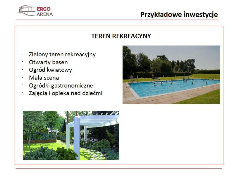 Prezentacja - Inwestycje wokół Hali23