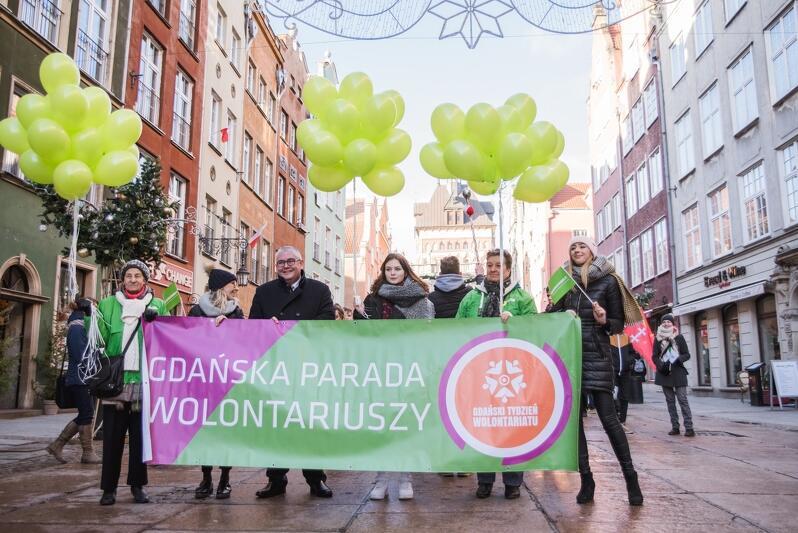 To już czwarta edycja Parady Wolontariuszy. W tym roku odbędzie się 5 grudnia o godz. 12