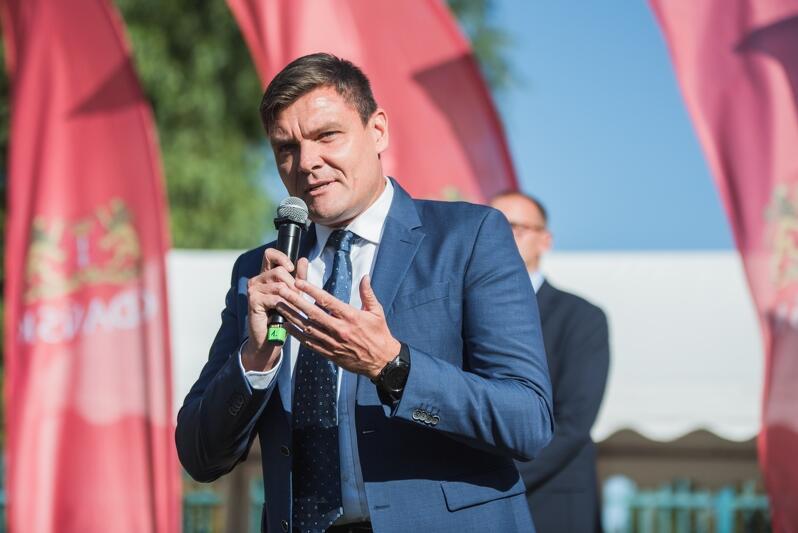 Adam Korol będzie pełnił funkcję pełnomocnika prezydenta Gdańska ds. sportu