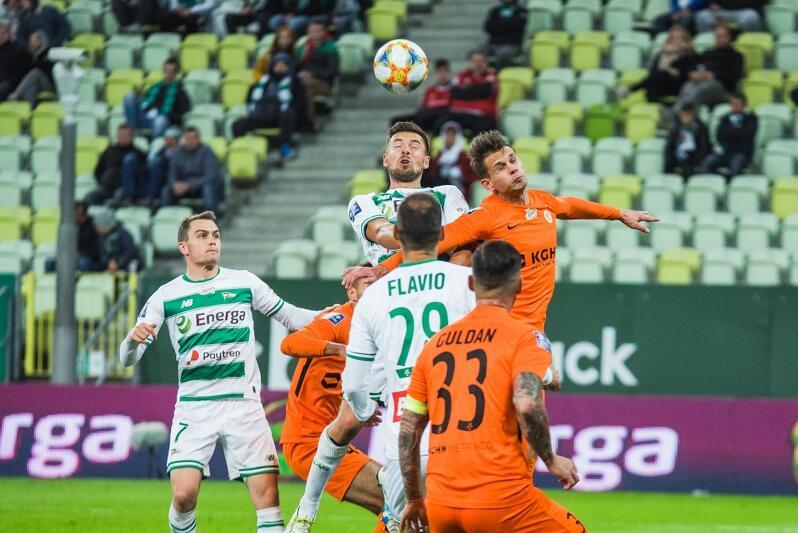 Lechia w tym sezonie grała już w Gdańsku z KGHM Zagłębiem. Przegrała 1:2
