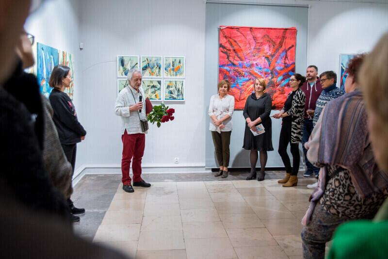 Nagrodę specjalną - jubileuszową, Prezydenta Miasta Gdańska - został uhonorowany we wtorek, 3 grudnia, 2019 r., w Nadbałtyckim Centrum Kultury