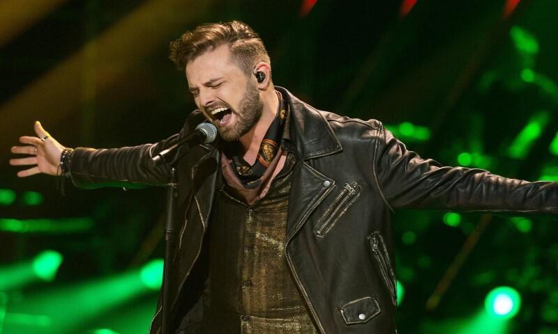 """Tadeusz Seibert, aktor Teatru Variete, finalista 10. edycji programu TVP """"The Voice of Poland"""""""