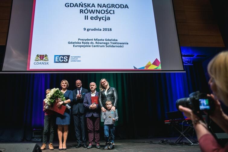 Trzecia edycja Gdańskiej Nagrody Równości po raz pierwszy nosi imię Pawła Adamowicza