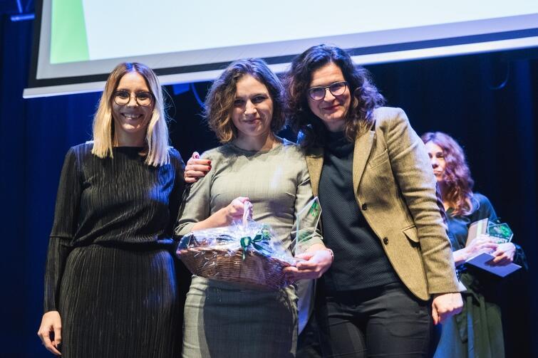 W kategorii: Organizacja Przyjazna Wolontariuszom zwyciężyło Towarzystwo Profilaktyki Środowiskowej ''Mrowisko'