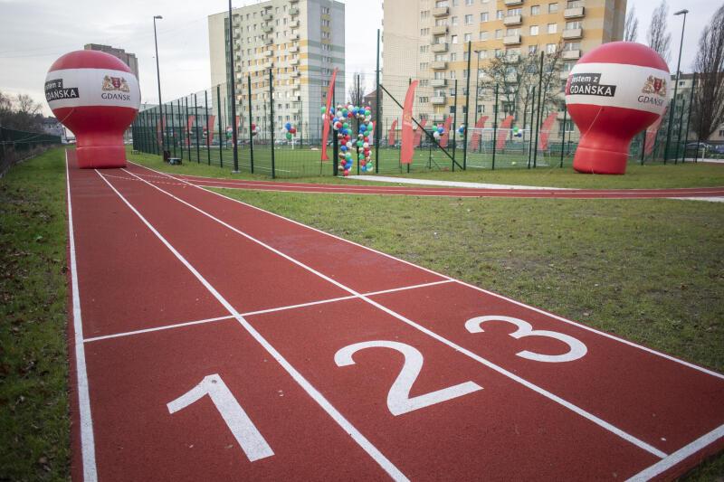 To już 103 zmodernizowany szkolny kompleks sportowy w Gdańsku