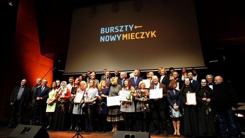Laureaci 25. edycji konkursu o nagrodę Bursztynowego Mieczyka