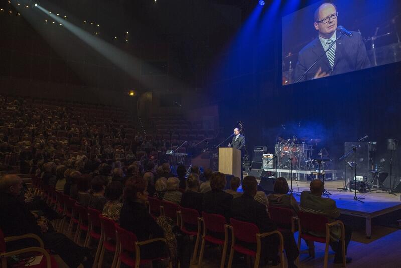 Doroczne Obywatelskie Spotkanie Gdańszczan to wielkie wydarzenie. Na naszym portalu odbędzie się transmisja na żywo