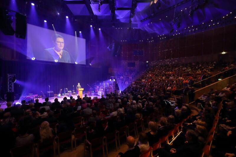 14. Doroczne Obywatelskie Spotkanie Gdańszczan odbyło się w Filharmonii Bałtyckiej na Ołowiance