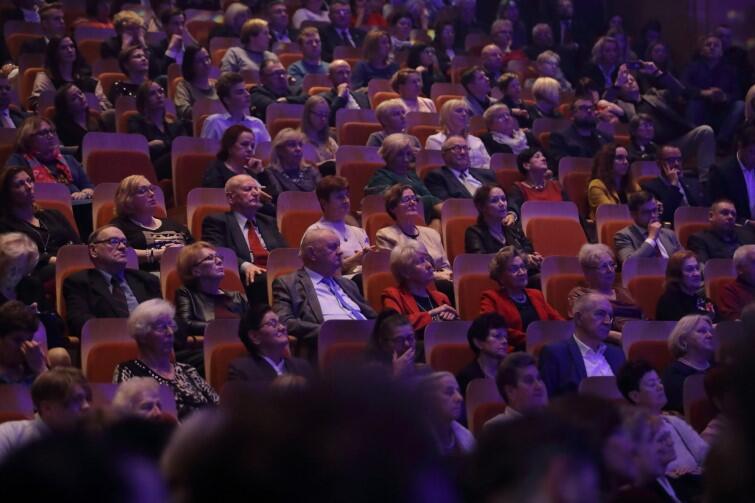 W spotkaniu wzięło udział 1000 gości - samorządowców, radnych, działaczy społecznych, przedstawicieli kultury, nauki, biznesu