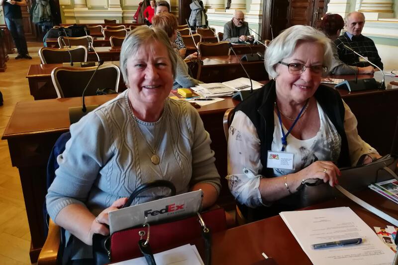 Rada Seniorów w Gdańsku działa już rok
