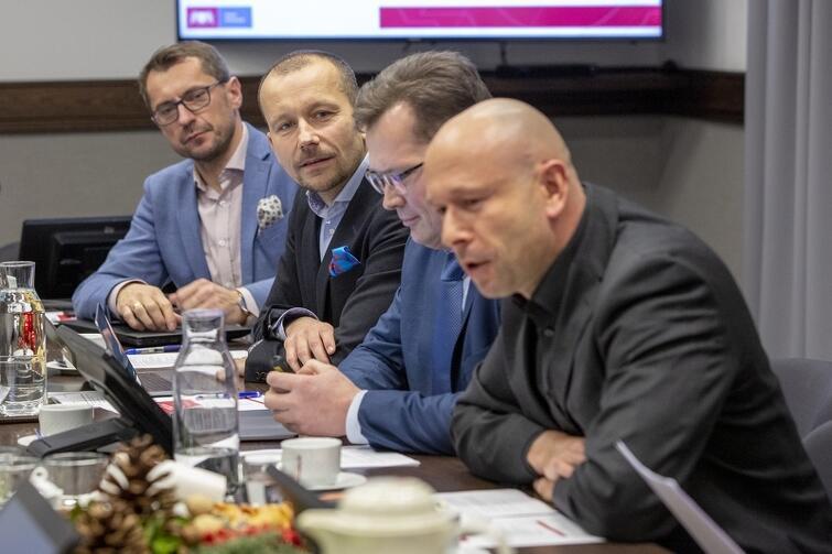 - Miejsce, w którym jest Zakład Utylizacyjny dzisiaj to owoce naszej wspólnej pracy – mówi Michał Dzioba, prezes zarządu Zakładu Utylizacyjnego w Gdańsku
