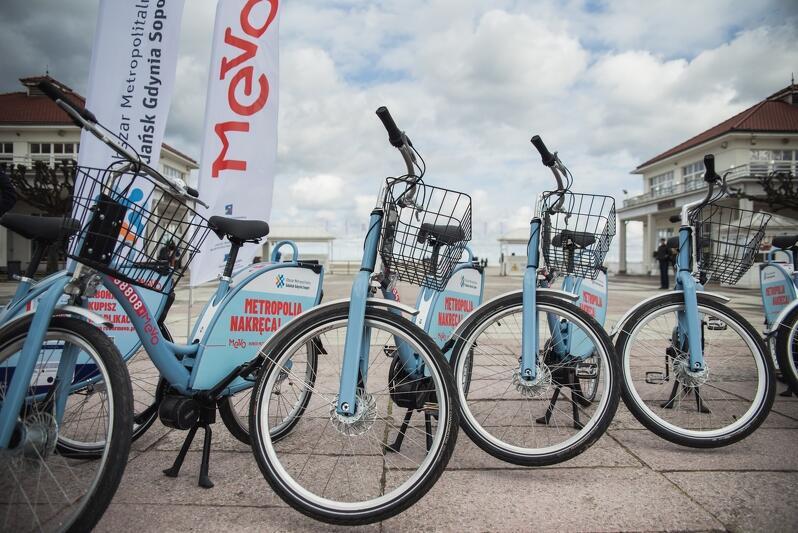 Jaki powinien być rower Mevo, by zachęcał do korzystania z niego?