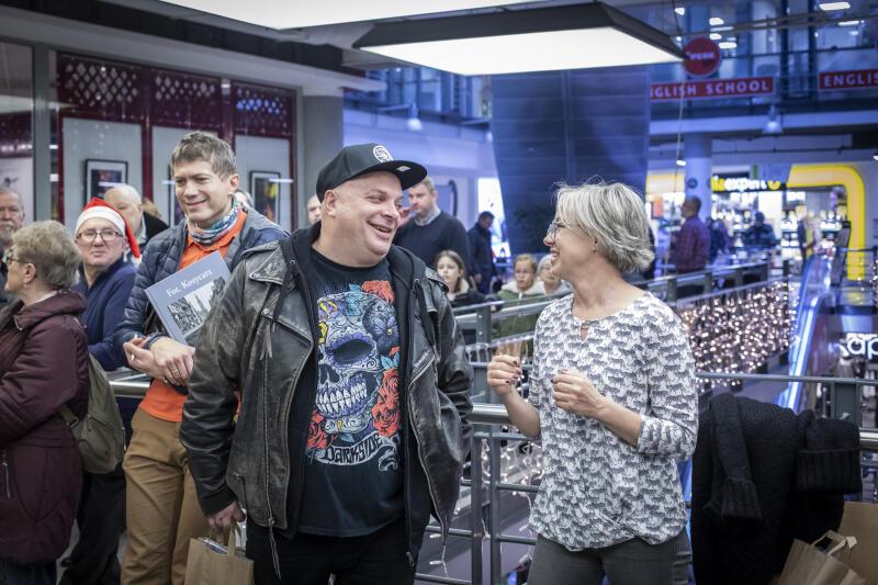 Joanna Kreft-Baka w rozmowie z Krzysztofem Skibą