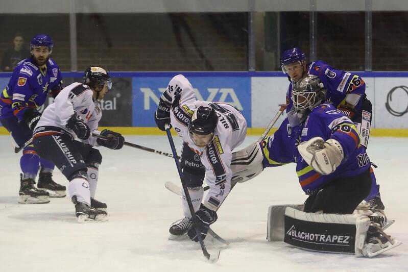 W niedzielę, 15 grudnia, hokeiści Lotosu PKH Gdańsk przegrali w hali Olivia z Podhalem Nowy Targ 1:3