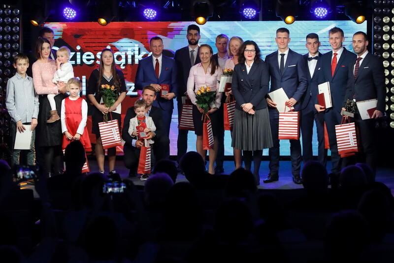 Laureaci Gdańskiej Gali Sportu