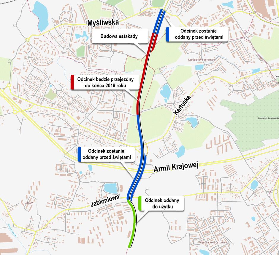 mapka Nowa Bulońska