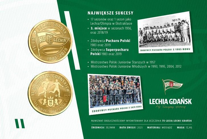 Okolicznościowe monety, które można na być już w sobotę, 21 grudnia. Potem trafią one do normalnej sprzedaży